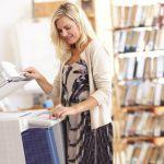 Mehr Bürotechnik - Effizient, leise, sparsam, leistungsfähig und innovativ