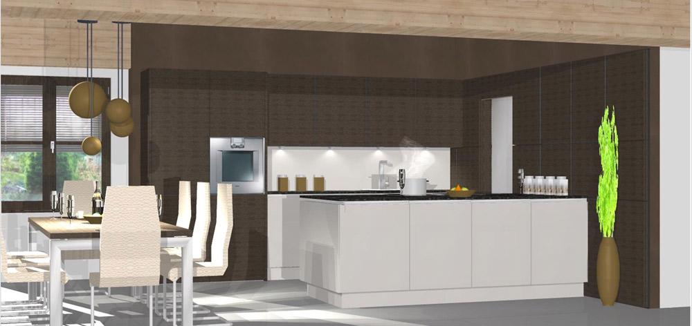Kuchenstudio Inncarree Einrichten Geniessen Bauen